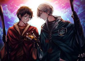 Harry Potter: Drarryyyyyy by Dessa-nya
