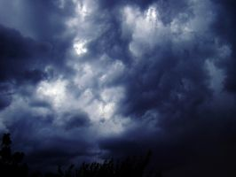 stormy sky 13 by Tash-stock
