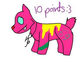10 point adopt OPEN by scatteredSparks