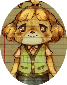 Isabelle by Mebuu