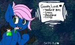 gooey love by superjammieover9000