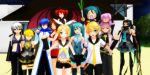 A Family Together Part 1: The Crypton Family by CJCroen