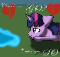 Where'd You Go by rosetheeevee12
