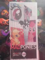 Mad Ponies by omega-steam