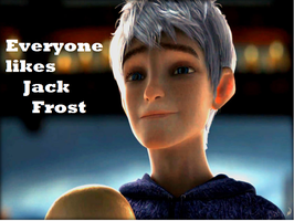 Everyone likes Jack Frost by insyirah321