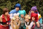 Vocaloid Group by yuuShino