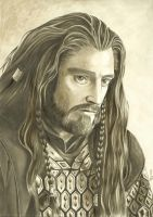 Thorin by Diarmaida
