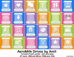 AeroMilk Drives by amitsaraf32