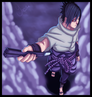 Sasuke come back by Donquixot