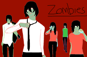 Dah fucks with the Zombie crew? by CuTeCuMbErR