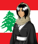 Alima Mansour by LoMbIeGuRl