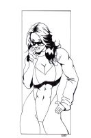 She-hulk commission 40 by Xenomrph