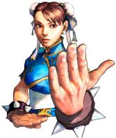 Street Fighter X Fatal Fury~Chun-Li Bio and quotes by JohnnyOTGS