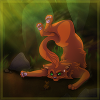 Squirrelflight by airea-alto