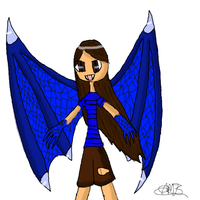 Me IRL as a Dragon Humanoid by xenul001