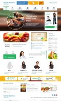 Diet and Nutrition Health Center - Wordpress Theme by Alexandra-Ipate