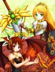 Battle between Good n Evil by Eranthe
