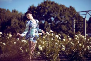 Jardin Love- Luxxy Mag by DmajicPhotography