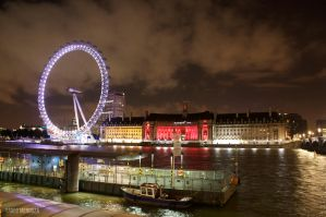 London Eye 2 by TadeoMendoza