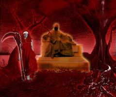 ANONIMUS II RED NUN. THE SLAYER by Parvati1980