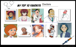 My Top 10 Doctors for you! by Austria-Gentleman