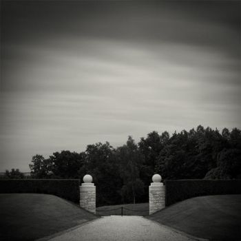 End of the way by ThierryV