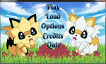 Main Menu for my game by yuukiXakira