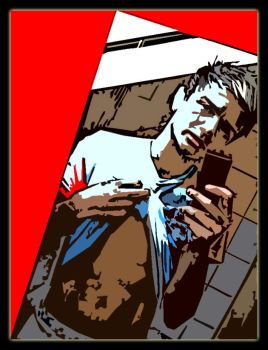 selfpic_variations by flesh2stone