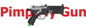 PMG Directed Energy Pistol by JettRyu
