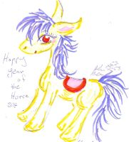 2014 Chinese New years the Horse by Kittychan2005