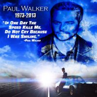 Paul Walker Tribute by yugioh1985