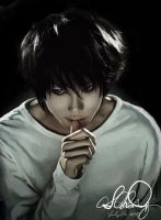 Death Note: L by Stetchi