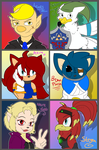 OC Requests Batch 2 by Hedgey