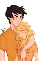 Percabeth by MinaxSnitch