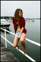Marie - jetty 1 by wildplaces