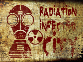 Radiation infected city by BuldoZZeR