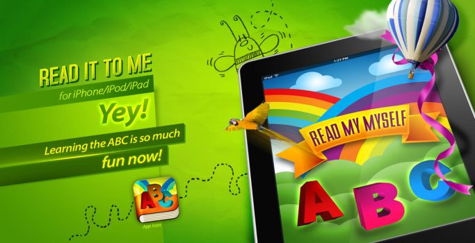 App Design for Kids by aliather