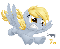 Derpy Dash! by LordYanYu