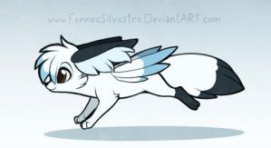 Shivita runs again by FennecSilvestre