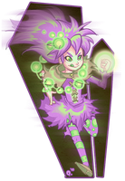 Spiritomb Ginchika-somthing by kozispoon