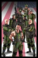 War Heroes in color... by iergoth