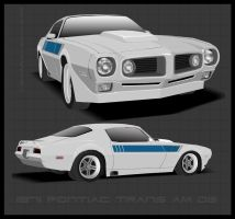 DBS 71  Trans Am by devianb