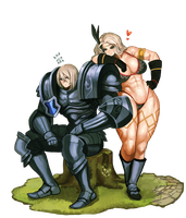 Dragon's Crown by synecdoche445