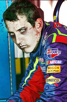 Kyle Busch Zombified by Mason-DixonLine
