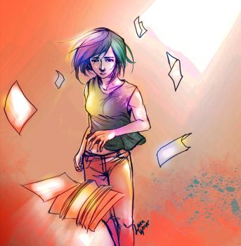 Lost Pages by KowaiBakeofDOOM
