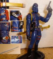 marvel comics cobra commander 2 by lovefistfury