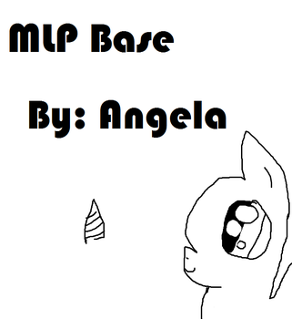 Mlp Base by Anggiemlplove