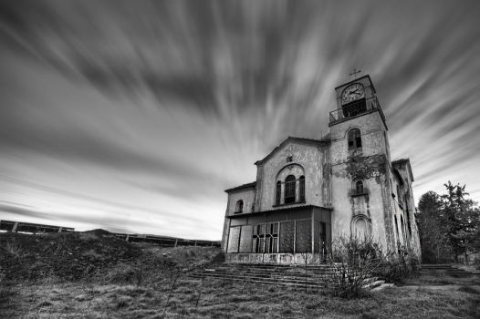 Old Church by NickKoutoulas