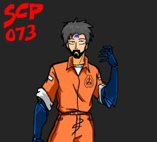 Scp-073 by cocoy1232