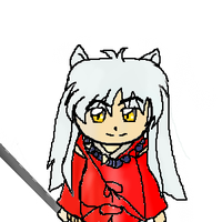 Inuyasha Chibi Request by EpicDreamer2011
